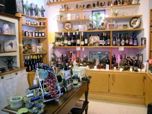We have a wide variety of wines.