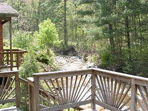 Relax at Brookside Cabins, Luray VA