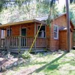 Brookside Cabin 1