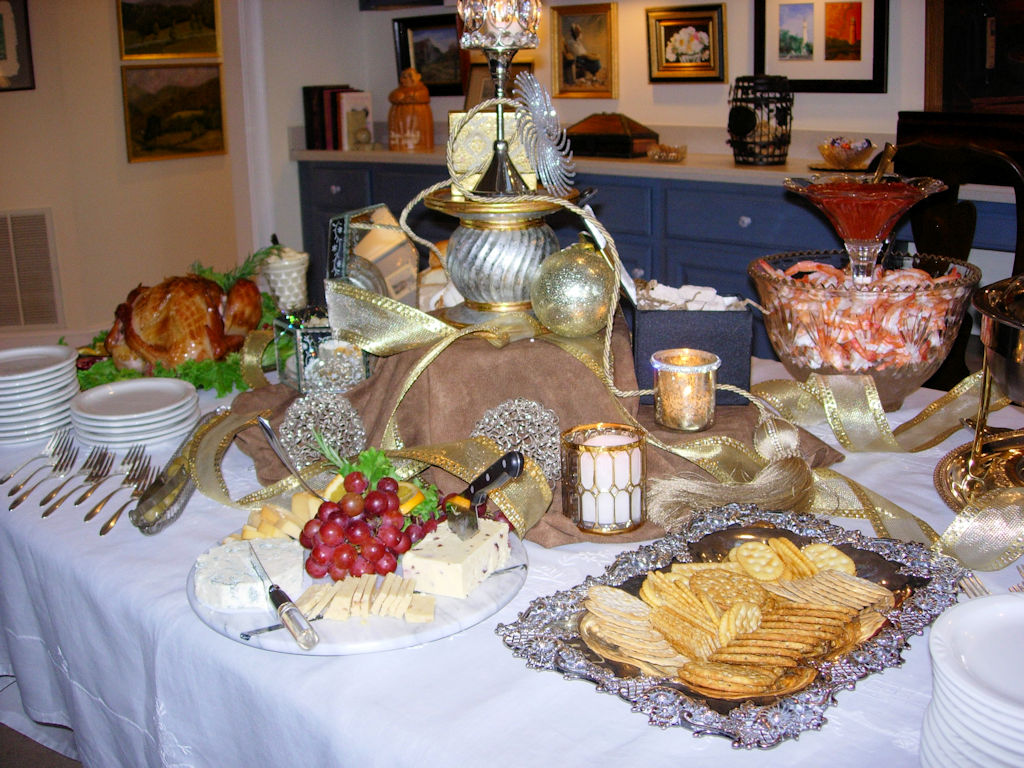 Catering by Brookside Restaurant Luray Virginia
