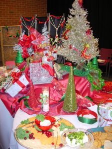 Christmas Luray Reception